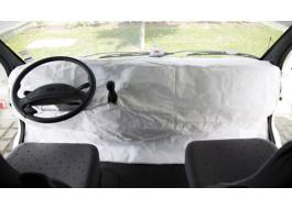 Dashboard cover for campers and caravans Cover Hood