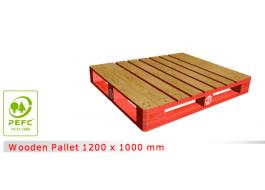 Pallets for storage systems 1200 x 1000