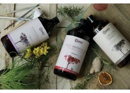 Природные профессиональные продукты для волос Cosmo Organic