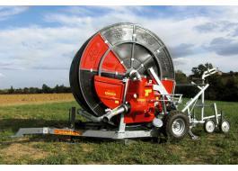 Rotoloni semoventi per irrigazione serie GT