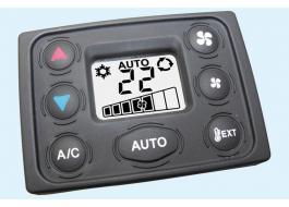 Controllo automatico per temperatura in cabina trattore U04CE
