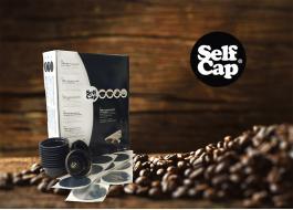 Kit capsule caffè fai da te - Selfcap®