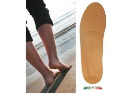 Sottopiedi indeformabili per scarpe
