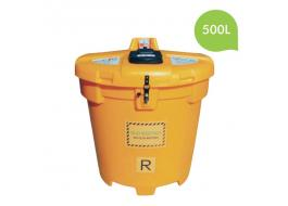 Container for recycling waste oil Olivia 500 Free