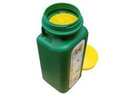 Tanica raccolta olio vegetale usato Colibrì