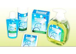 Disinfettanti battericidi virucidi Disinfect Puravir PMC