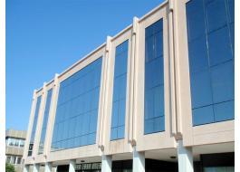 Rigenerazione vetri edifici