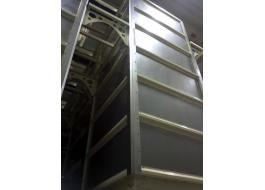 Silos modulare in acciaio inox SSP INOX