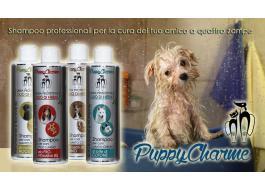 Shampoo professionali per cani all'olio di neem