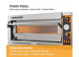 Электрическая духовка для пиццерии и гриль Line TecPro