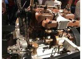 Revisione motori auto d'epoca