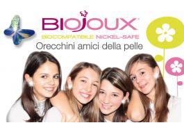 Orecchini anallergici compatibili Biojoux