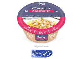 Sugo di salmone pronto