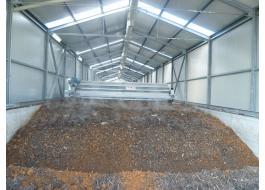 Обработчики biotunnel компостирования