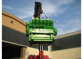 Manutenzione e installazione motori modello Jenbacher