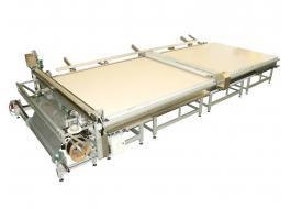 Impianto automatico per la produzione di zanzariere SM-520-ZA