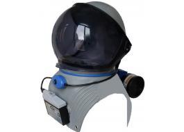 Casco di protezione con respiratore Multifilter