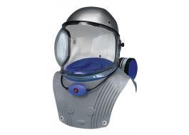 Защитный шлем с респиратором Мультифильтр