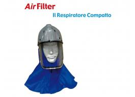 Casco ventilato compatto Air Filter