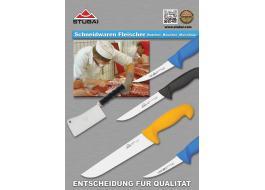 Профессиональные инструменты для мясника