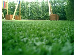 Soft synthetic grass for garden Fivestargrass