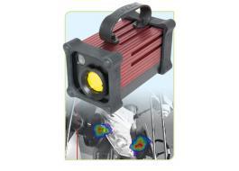 Strumento di valutazione radiazioni portatile iPIX - Gamma-Ray Imaging System