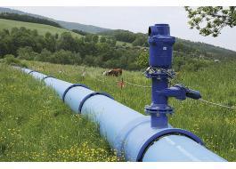 Tubazioni per trasporto acqua potabile