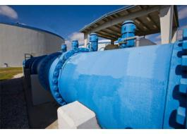 Piping for wastewater transport