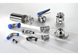 Raccorderia inox per applicazioni industriali
