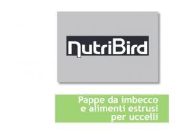 Экструдированный кормом для птиц NutriBird