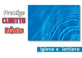 Shelves and cage funds Prestige, Cubetto e Rotolino