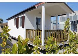 Case mobili personalizzate per campeggi Linea Holiday