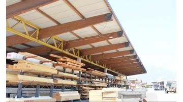 Wholesale and retail timber trade