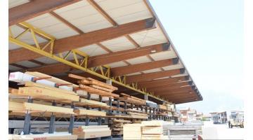 Commercio legname all'ingrosso e al dettaglio