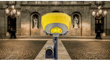 GNSS systems for surveys