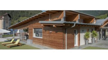 Progettazione case in legno su misura