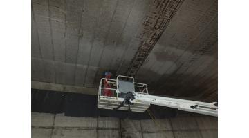 Risanamento tunnel ferroviario