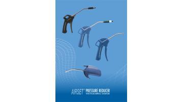 Pistole ad aria compressa Pressure Reducer