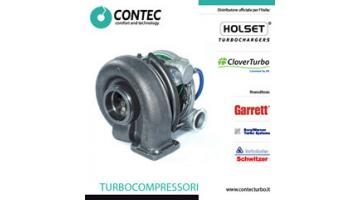 Distributore turbocompressori