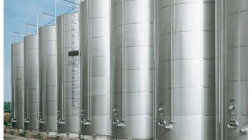 Емкости для хранения пищевых жидкостей