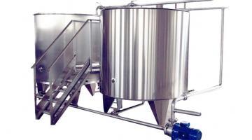 Impianti di lavaggio CIP per industria alimentare