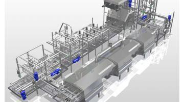 Impianti per trasformazione e lavorazione del latte