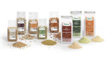 Produzione cereali e farina di legumi