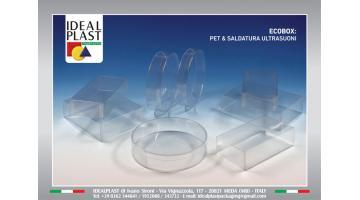 Packaging in pet saldati