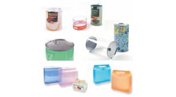 Packaging in plastica trasparente personalizzabile