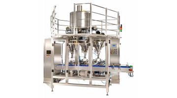 Dosing machines for the food industry