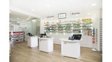 Realizzazione farmacie personalizzate su misura