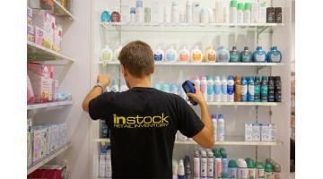 Rilevazione inventari per settore retail