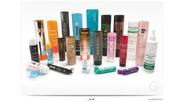 Produzione tubetti in polietilene per cosmetici