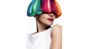 Professional hair coloring products